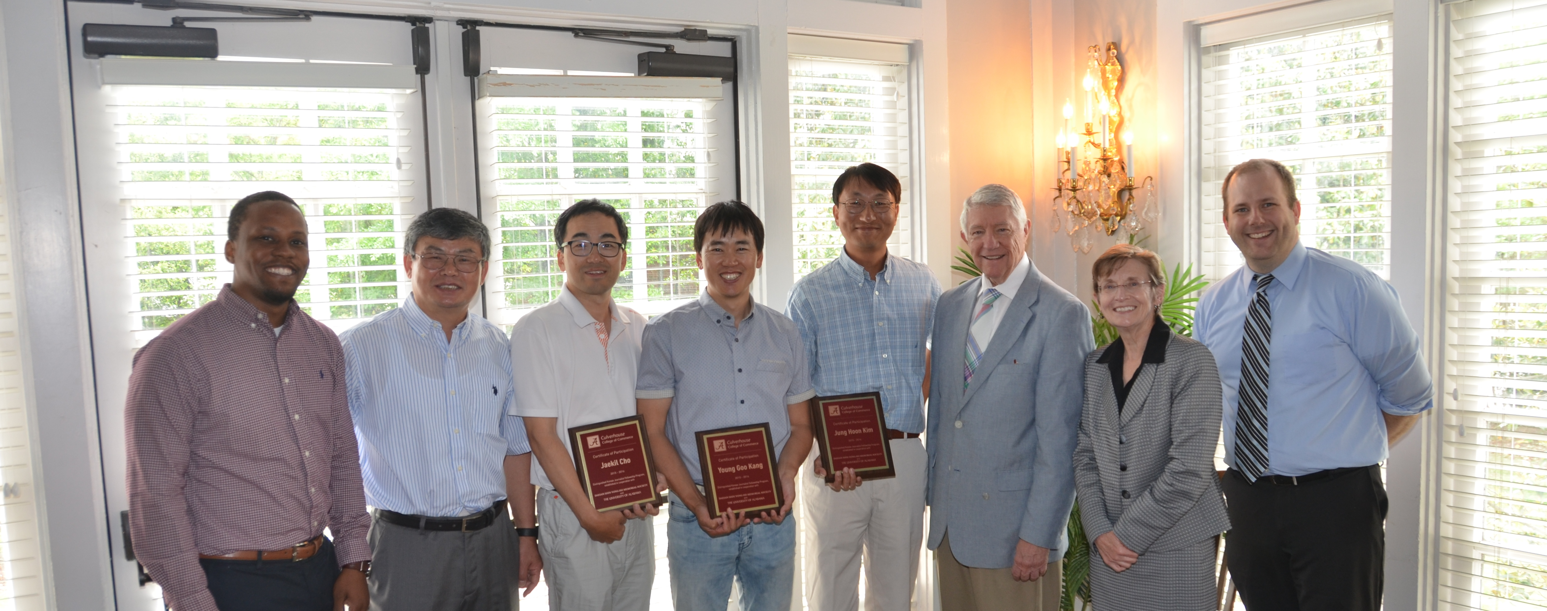 Korean scholars