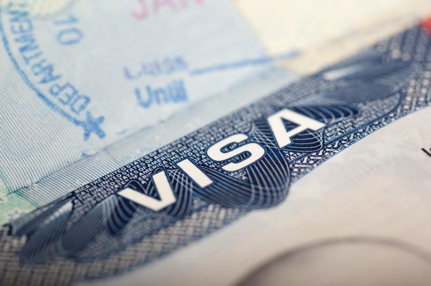 visa sample