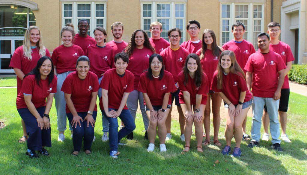 IPAC Members 2019-20
