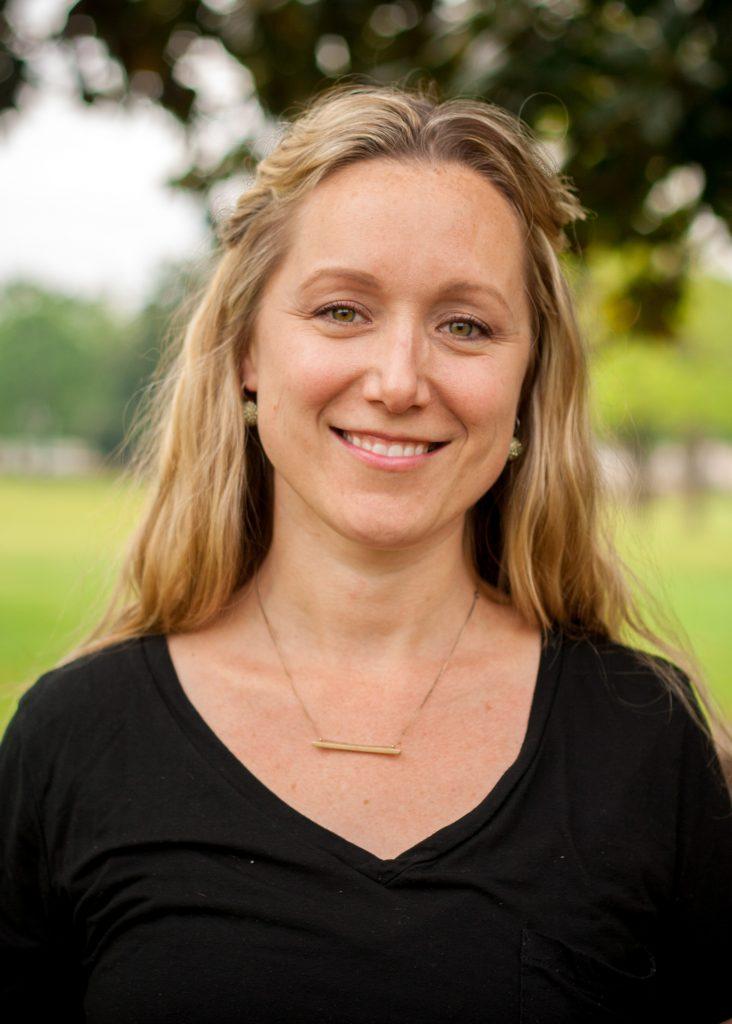 Becky Beamer - Fulbright 2016