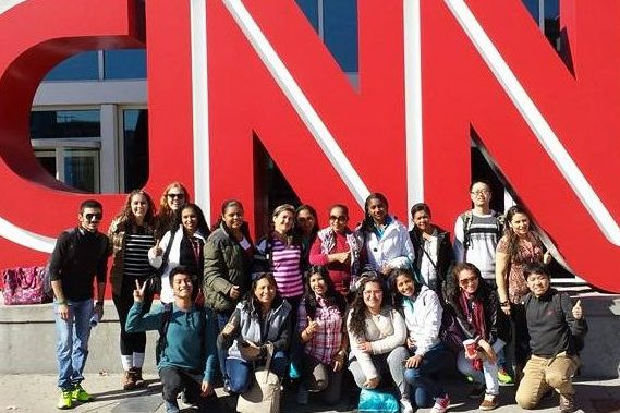 ELI Atlanta Trip - CNN Headquarters