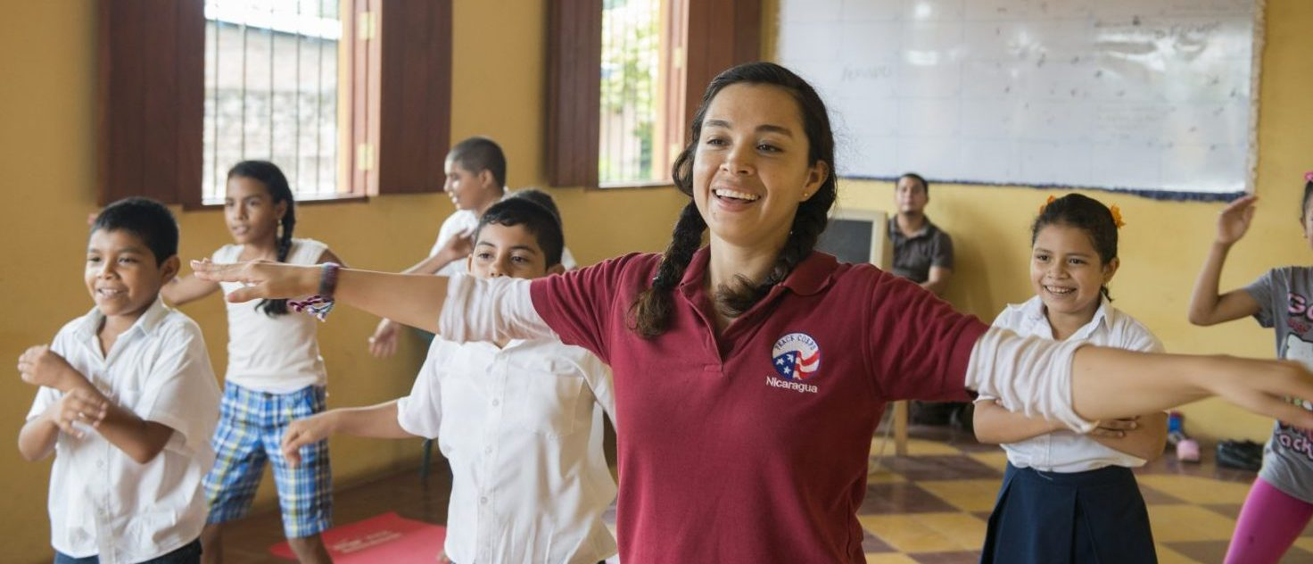 Peace Corps Volunteer in Youth and Development