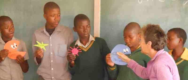 Peace Corps Volunteer in Education