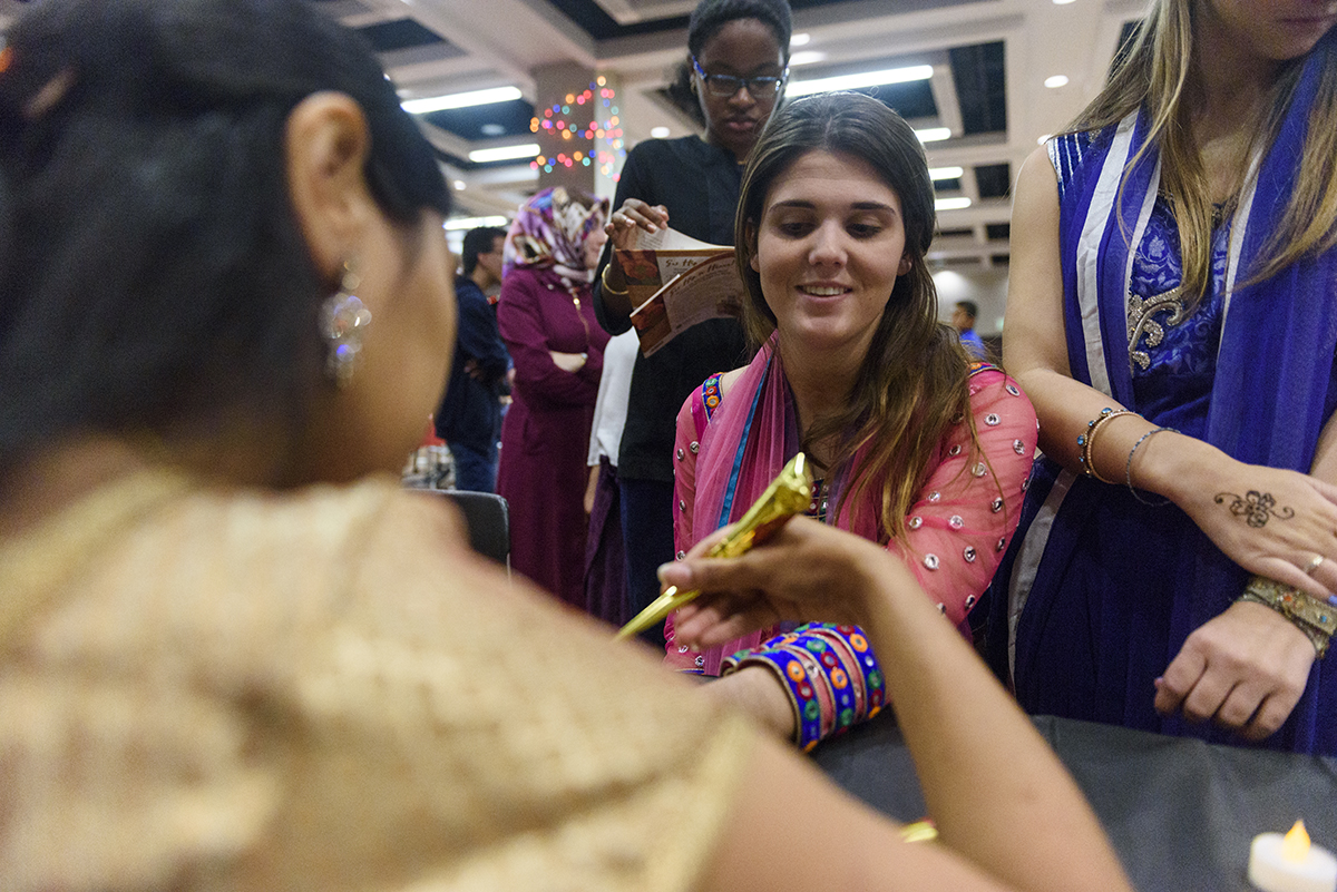 Diwali Celebration at UA
