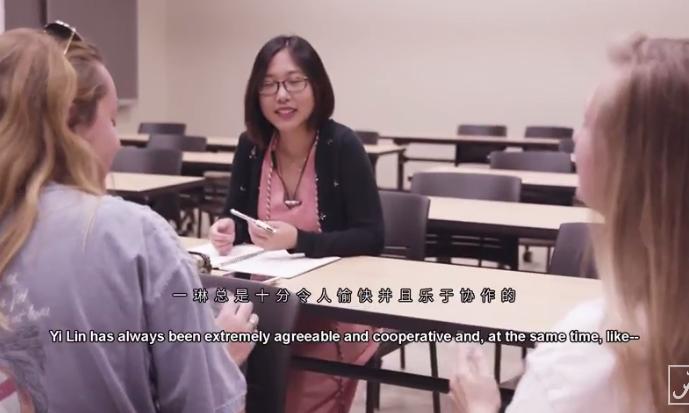 Yilin Wang's UA Story