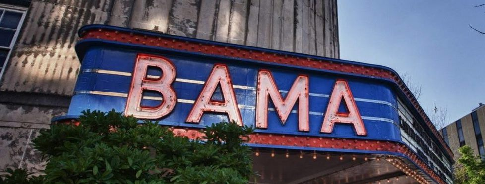 Historic BAMA theater