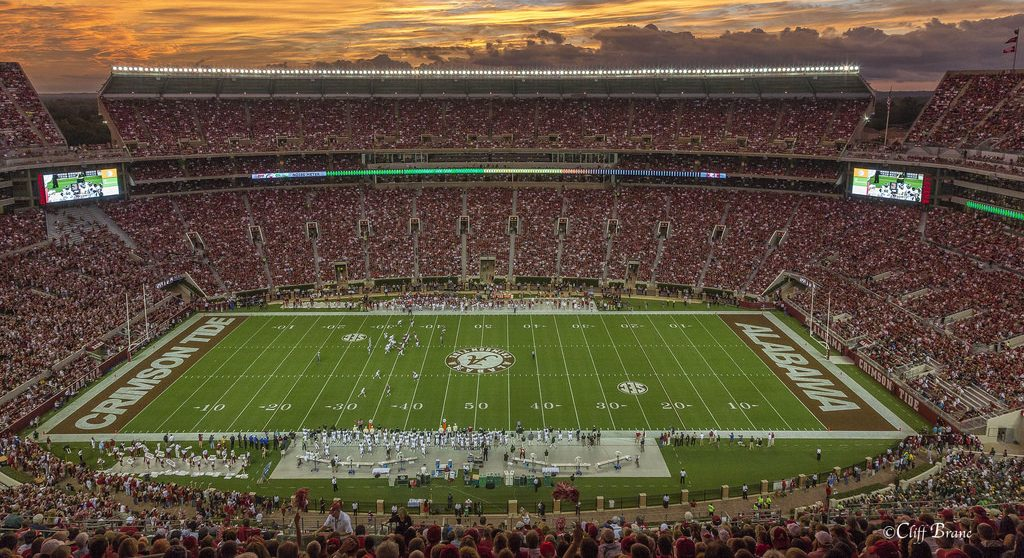 Bryant-Denny Football Stadium