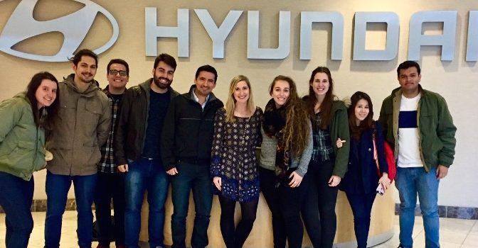 ELI English + Business Hyundai Tour