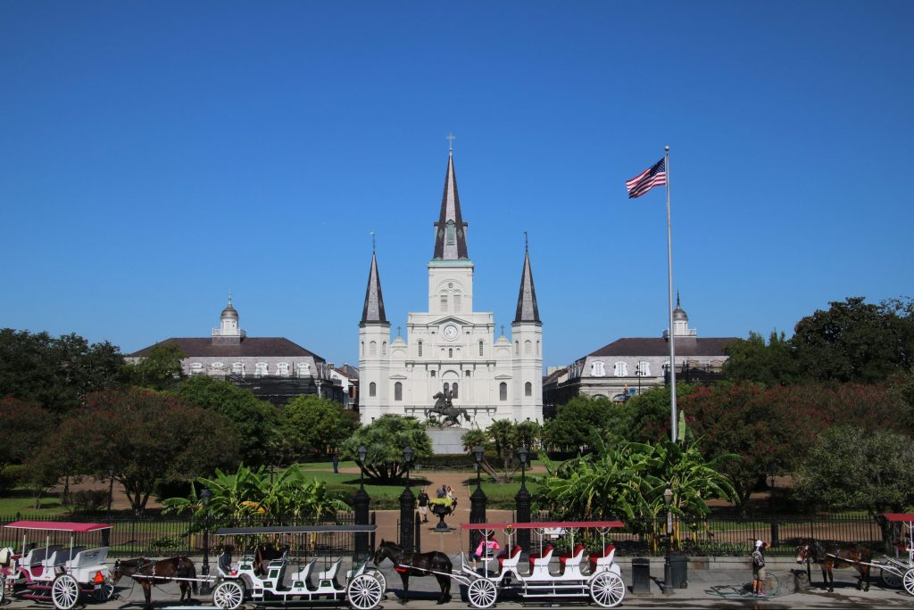 ELI Jackson Square in New Orleans