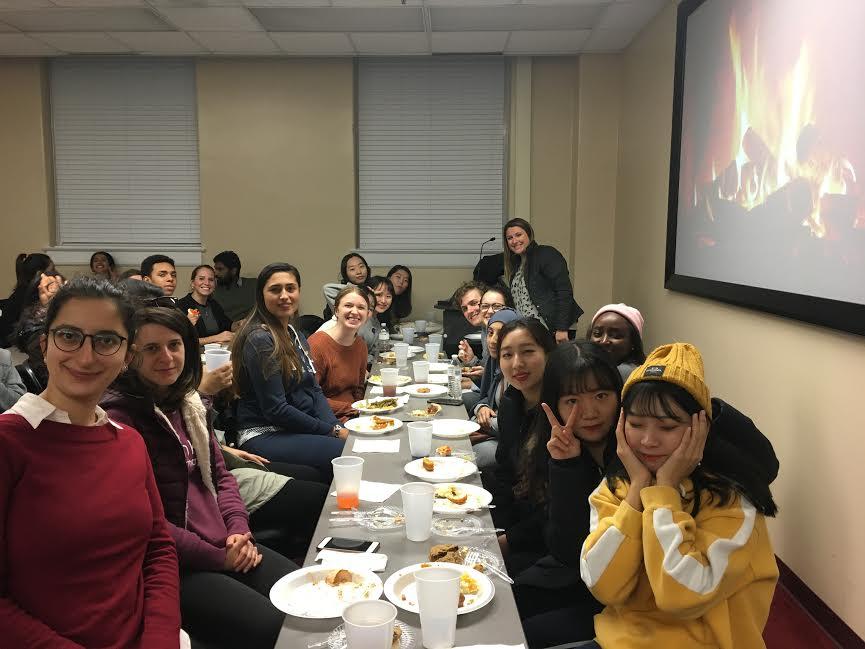 Thanksgiving Dinner – International | The University of Alabama