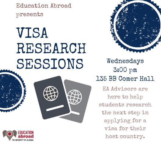 Education Abroad – International   The University of Alabama