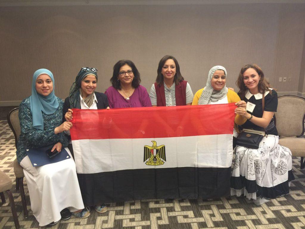 ELI's Fulbright Junior Faculty Development Program Egypt