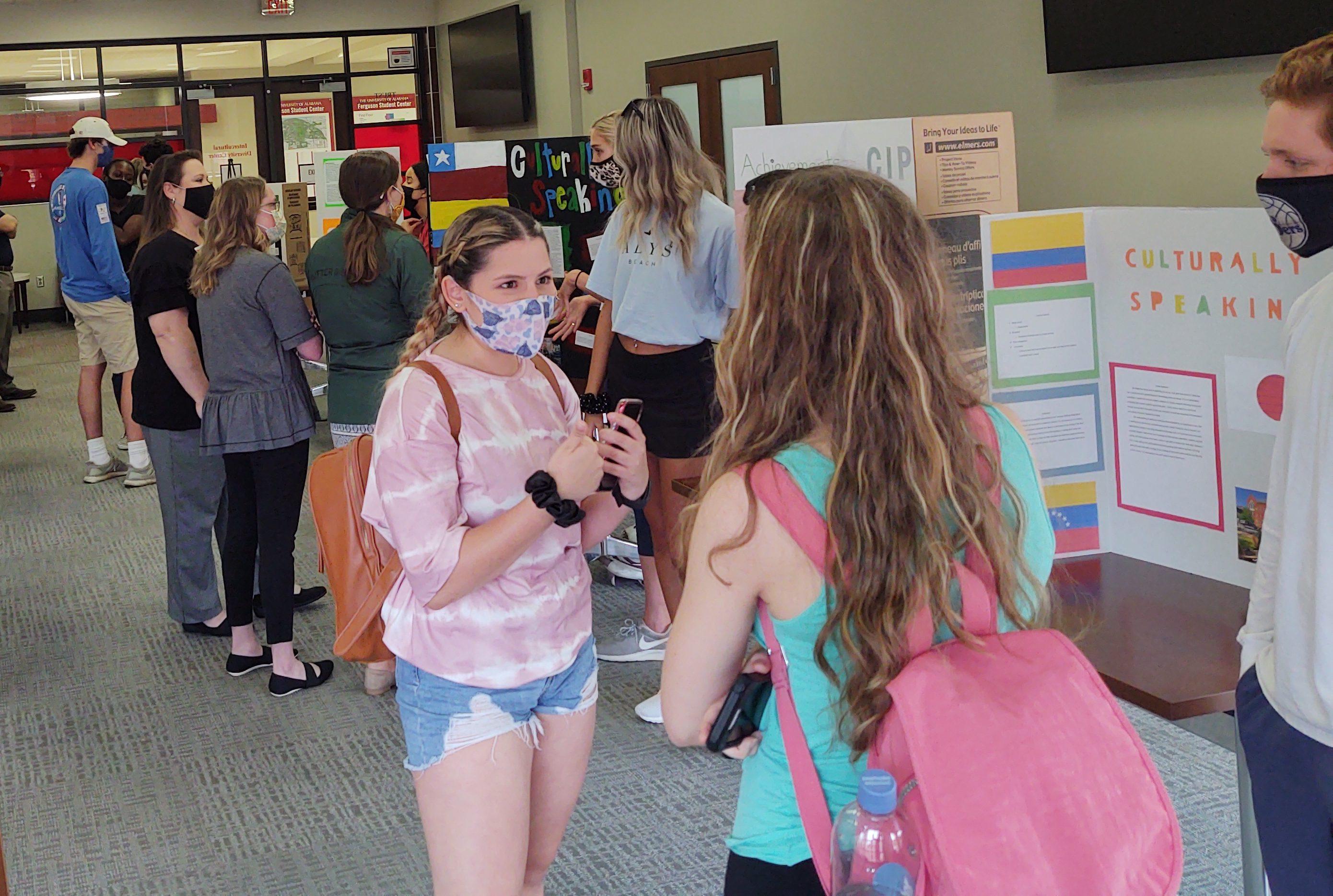 Intercultural Experience Showcase