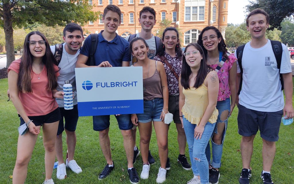 ELI Friends of Fulbright Scholars from Argentina